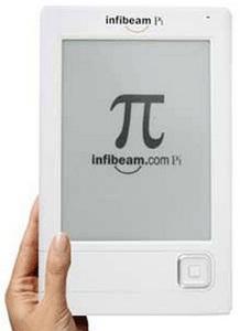 Infibeam Pi e-book reader