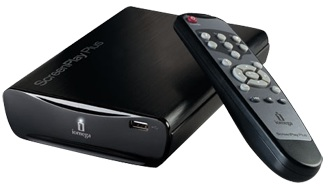Iomega ScreenPlay Plus HD Media Player