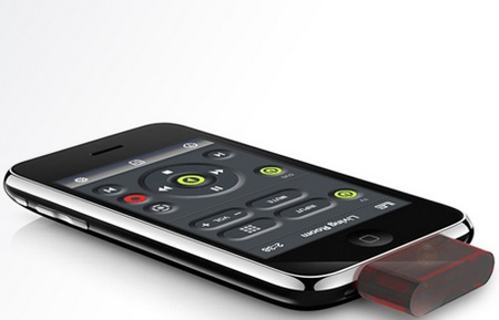L5 Remote turns iPhone or iPod touch into a universal remote