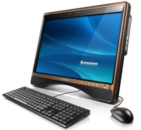 Lenovo IdeaCentre C310 Multitouch All-in-one Desktop PC