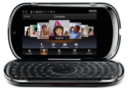 Lenovo LePhone SnapDragon Android Smartphone with keyboard