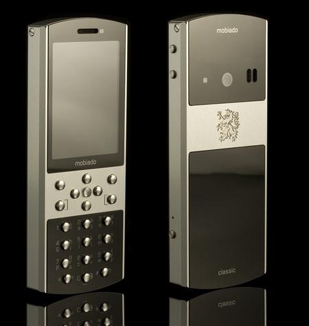 Mobiado Classic 712ZAF Luxury Phone