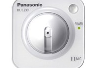 Panasonic BL-C210 and BL-C230 IP Network Cameras