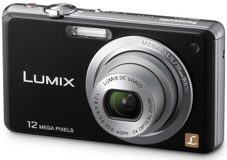 Panasonic Lumix DMC-FH1 Camera