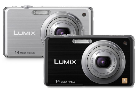 Panasonic Lumix DMC-FH3 Camera colors