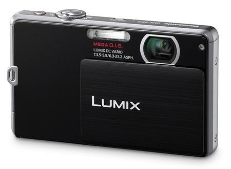 Panasonic Lumix DMC-FP3 ultra slim digital camera