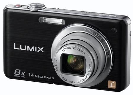 Panasonic Lumix DMC-FS33 Digital Camera