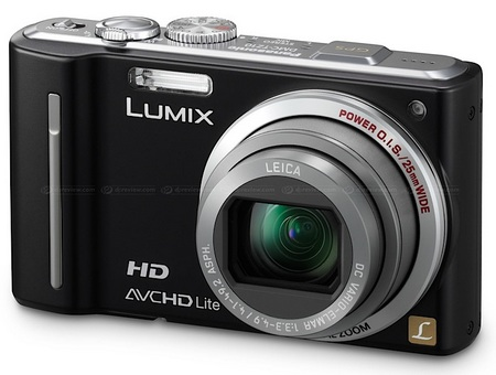 Panasonic Lumix DMC-ZS7 Digital Camera geotagging black