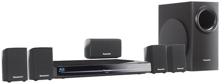 Panasonic SC-BT230 Blu-ray Home Theater System