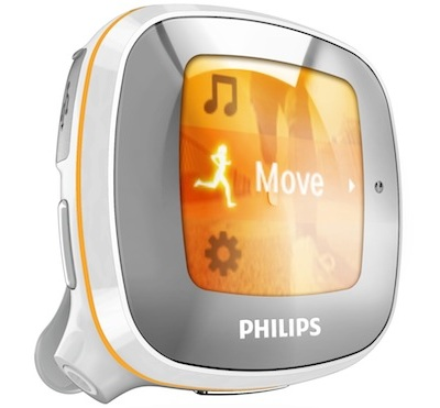 Philips Activa Fitness MP3 Player