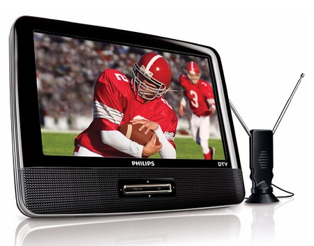 Philips PVD900/37 Portable Digital TV