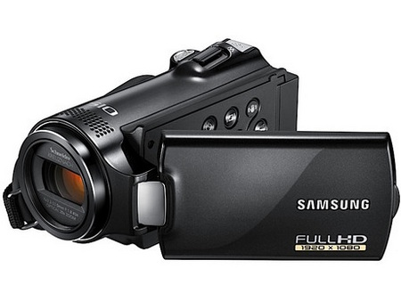 Samsung HMX-H200, HMX-203, HMX-H204 and HMX-H205 Full HD Camcorders