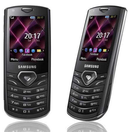 Samsung Shark S5350 Mobile Phone
