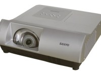 Sanyo LP-WL2500 WXGA Ultra Short-Focus Projector