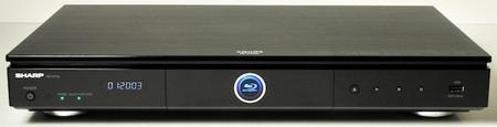 Sharp AQUOS BD-HP70U Blu-ray Player