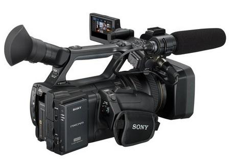 Sony NXCAM HXR-NX5U Professional AVCHD Camcorder