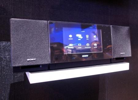 Sony WHG-SLK1 iPod/iPhone Video Shelf
