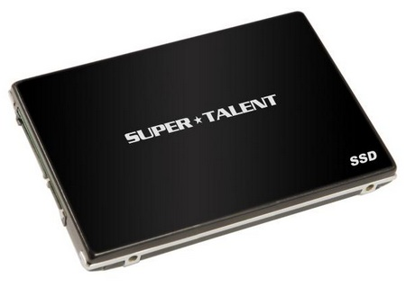 Super Talent TeraDrive FT2 SSD