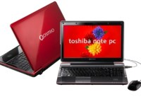 Toshiba Qosmio V65 and G65 and Dynabook TX, EX, CX now have Core i3 i5
