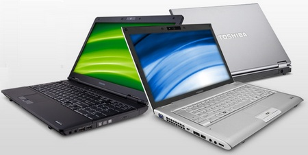 Toshiba Tecra A11 and Qosmio X500 Business Notebooks