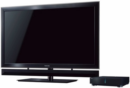 Toshiba ZX900 Series CELL TV heading to the US