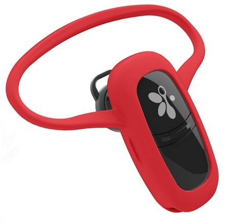 i.Tech Dynamic MyVoice 306 Bluetooth headset Red