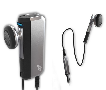 i.Tech Dynamic VoiceClip 604 Bluetooth headset