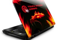 iBuyPower Battalion 101 CZ-10 Touch Multitouch Gaming Notebook