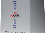 ioSafe Solo SSD Disaster Proof External Solid State Drive