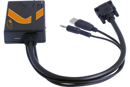 Atlona AT-HDVieW VGA to HDMI Scaler Converter