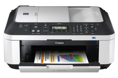 Canon PIXMA MX340 Office All-in-one printer