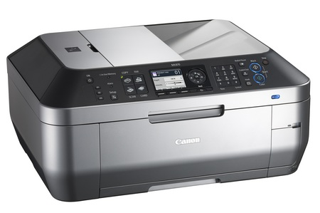 Canon PIXMA MX870 Wireless All-in-one Printer angle