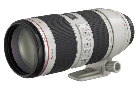 Canon updates EF 70-200mm f-2.8L IS II USM lens
