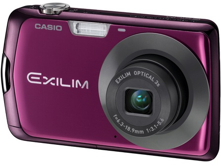 Casio EXILIM EX-Z330 Digital Camera