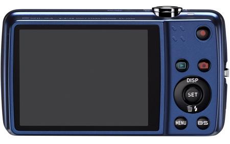 Casio EXILIM EX-Z550 Digital Camera back