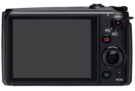 Casio HIGH SPEED EXILIM EX-FH100 does 40fps shooting back