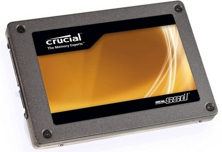 Curcial RealSSD C300 Solid State Drive