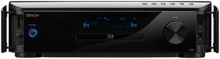 Denon S-5BD 5.1-Channel AV Receiver/Blu-ray Player combo