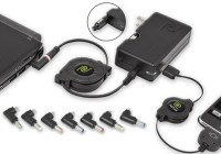 Emerge ReTrak ETCHGNETB Universal Netbook Car and Wall Charger