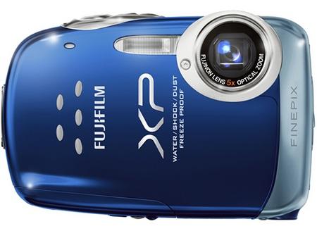 FujiFilm FinePix XP10 'Four-Proof' Digital Camera Blue