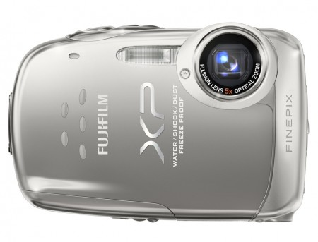 FujiFilm FinePix XP10 'Four-Proof' Digital Camera Silver