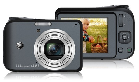 GE A1455 digital camera