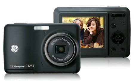 GE C1233 digital camera
