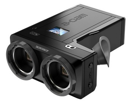 Ikonoskop A-Cam3D HD Raw Format Camera
