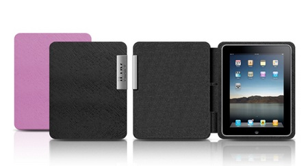 Iluv iCC806 Leather Case for iPad
