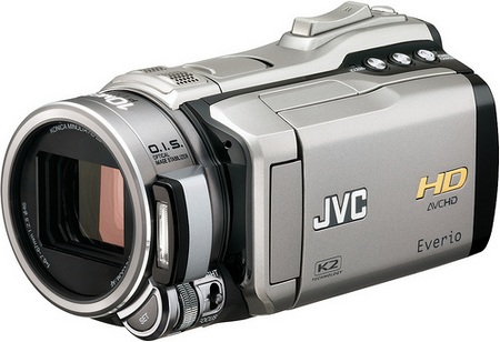 JVC Everio GZ-HM1 Full HD Camcorder 1