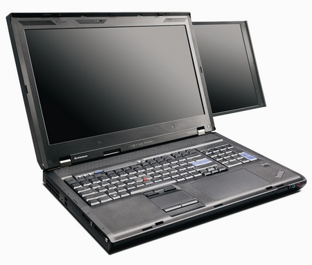 Lenovo ThinkPad W701ds mobile workstation