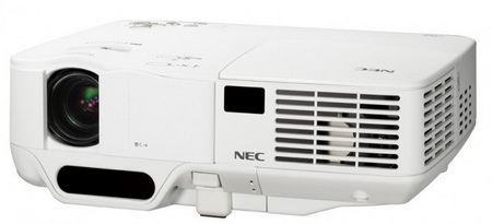 NEC ViewLight NP64J, NP63J, NP54J and NP53J DLP Projectors