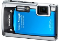 Olympus STYLUS TOUGH-6020 Ultra Tough Camera Blue