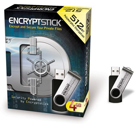 Onix EncryptStick USB Flash Drive